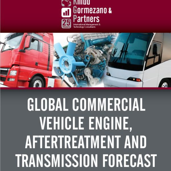 Commercial Vehicle Report Front Cover